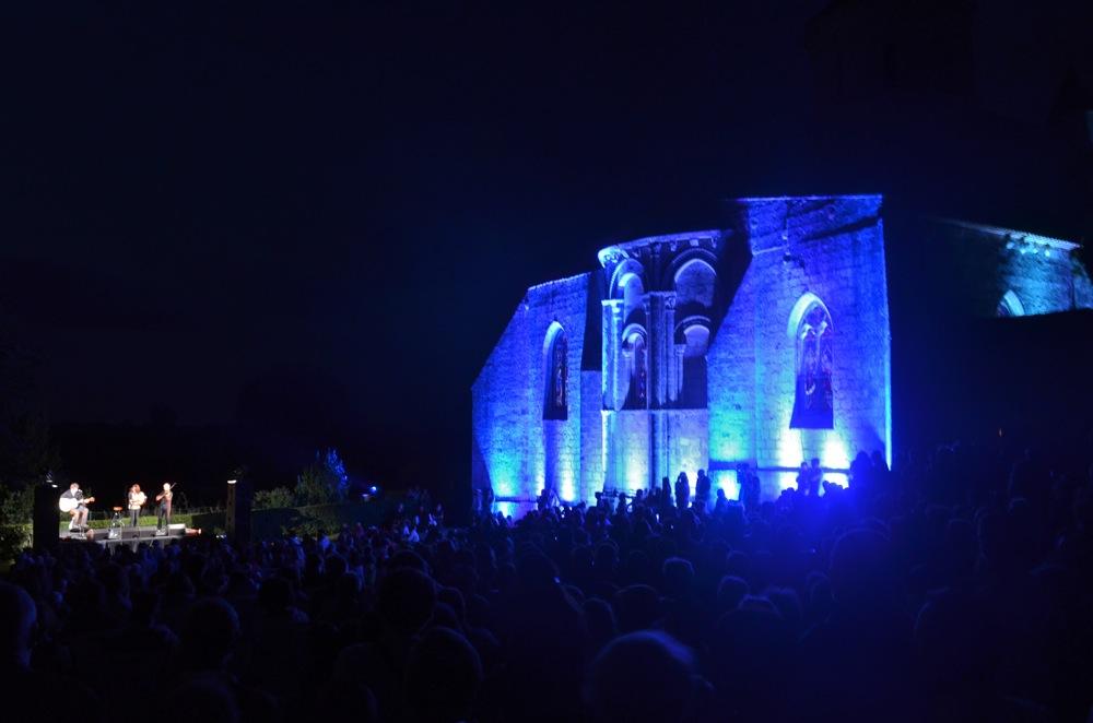 Nuit Romane à Arces