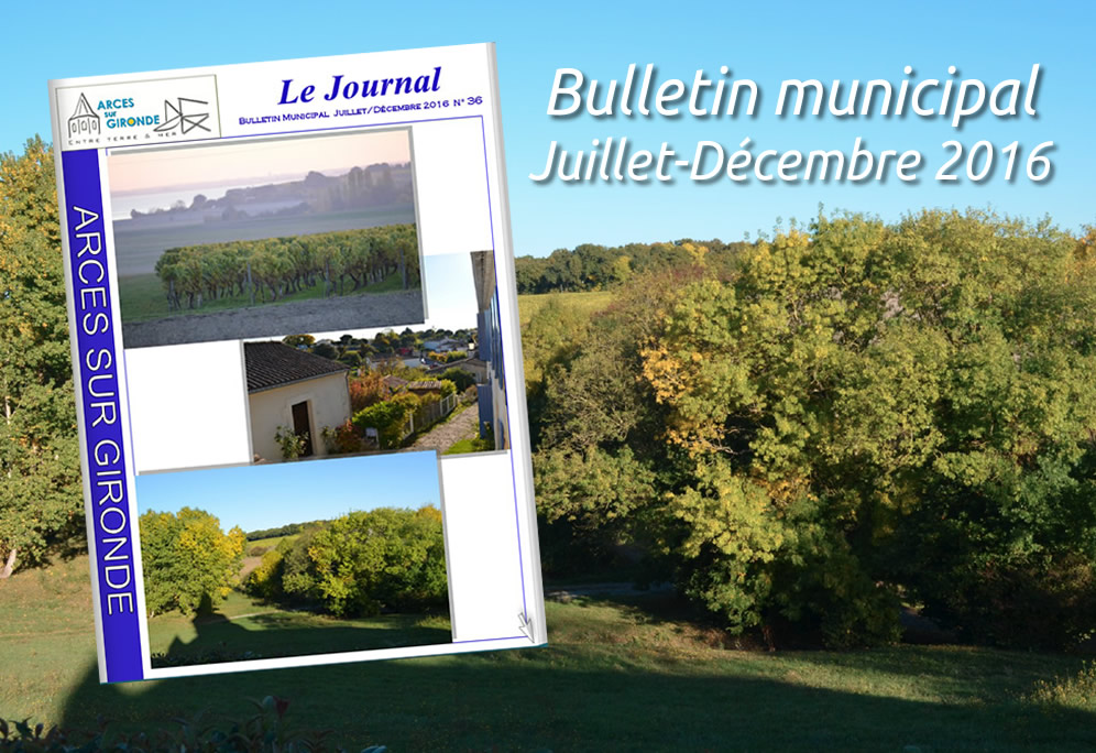 Bulletin municipal n°36